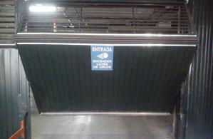 Puertas basculantes